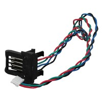40X8266 Lexmark Cartridge smart chip contact