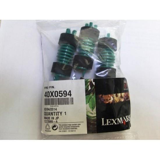 40X0594 LEXMARK W820/W840  Pickup Roller Kit (6)