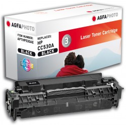 APTHP530AE CC530A AgfaPhoto Toner Black