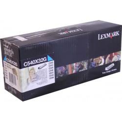 C540X32G Lexmark Developer , - Developer Cyan (Developer Unit) pentru Lexmark C540-C543-C544-C546-X543-X544-X546 - 30.000 pag