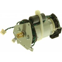 C7769-60377 Paper Axis Motor Assy With Cables HP DJ 500 800