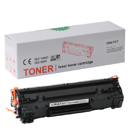 CRG737 Toner Canon Black CH9435B002AA