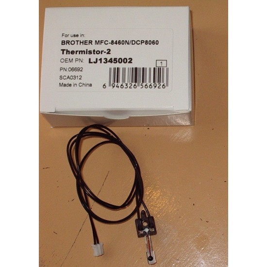Thermistor 2 LJ1345002 for Brother 7050 MFC8880 MFC8881 8480 MFC8680 MFC8890 HL5240 5250 5340 5350