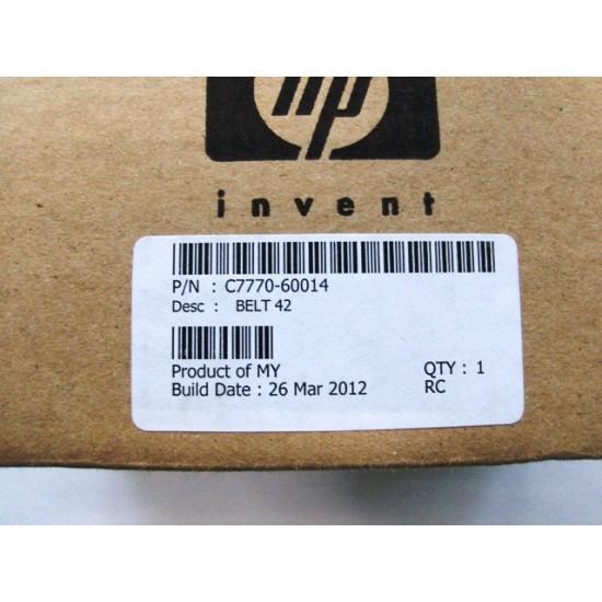 C7770-60014 Curea plotter  -A0 /A0+ Origilala HP
