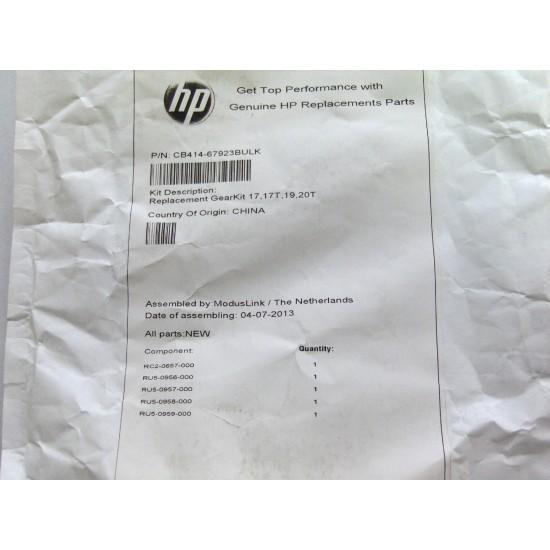 CB414-67923 Kit role antrenare cuptor imprimanta  HP LJ P3005