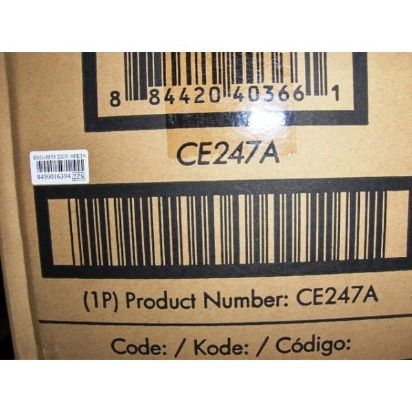 CE247A Fuser Kit HP Color LaserJet 220v CP4025 CP4525