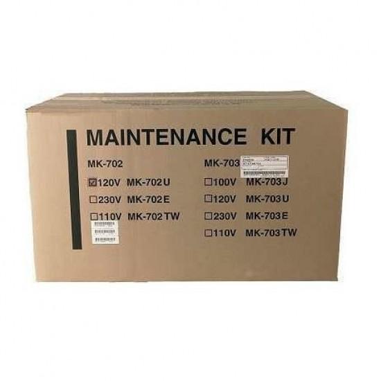 MK-702E  Genuine Kyocera  MK-702 Maintenance Kit (500,000 pages) for Kyocera FS-9120 Printers