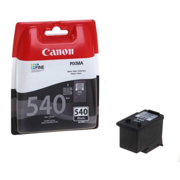 PG-540 Cartus cerneala Canon Black PG-540 BS522B005AA