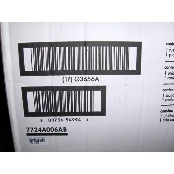 Q3656A Fuser Kit  Original HP LaserJet 3500/3700 220V