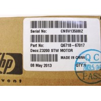 Q6718-67017 MOTOR ANTRENARE HARTIE PLOTER HP DESIGNJET Z3200