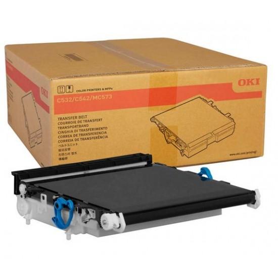 46394902 OKI Transfer Belt Unit for; C532, C542 Printers and MC563, MC573 MFP Series