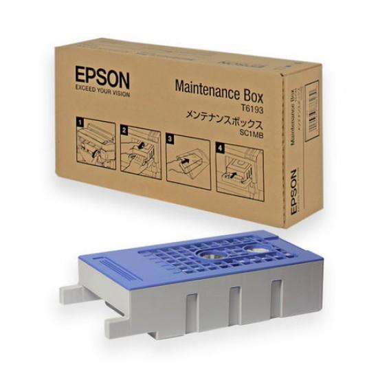 C13T619300 MAINTENANCE BOX ORIGINAL EPSON SC-T3000
