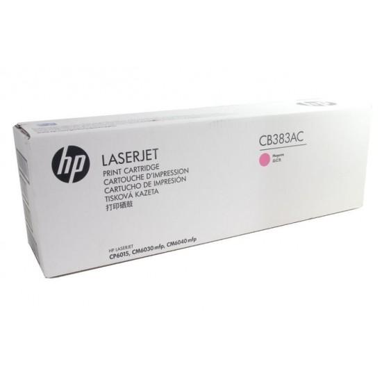 CB383AC HP 824A Toner Crt. Magenta Contract 21K
