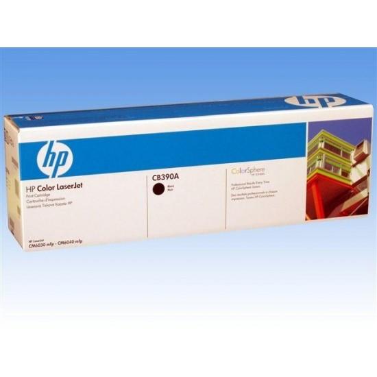 CB390A, black cartridge HP CM6030-Original HP